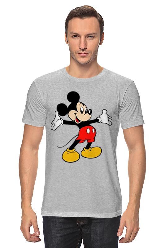 Футболка классическая Printio Mickey mouse футболка классическая printio mickey mouse 1
