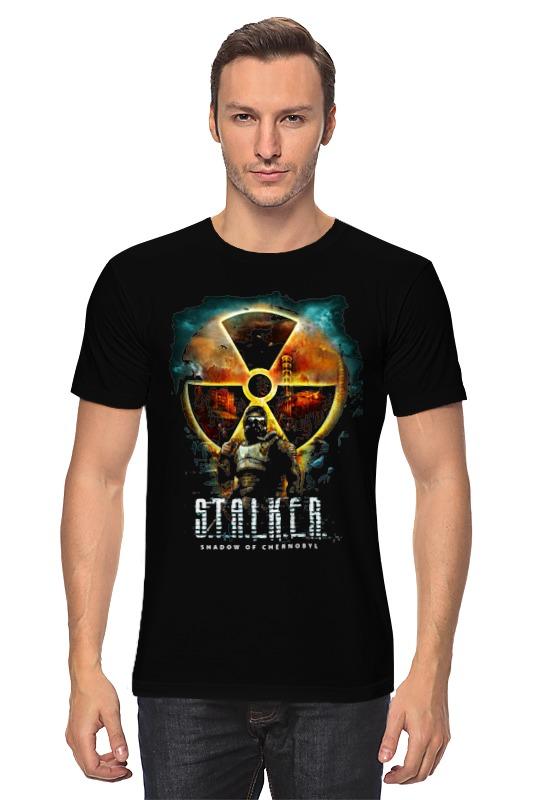 Printio Сталкер 3 футболка wearcraft premium printio сталкер
