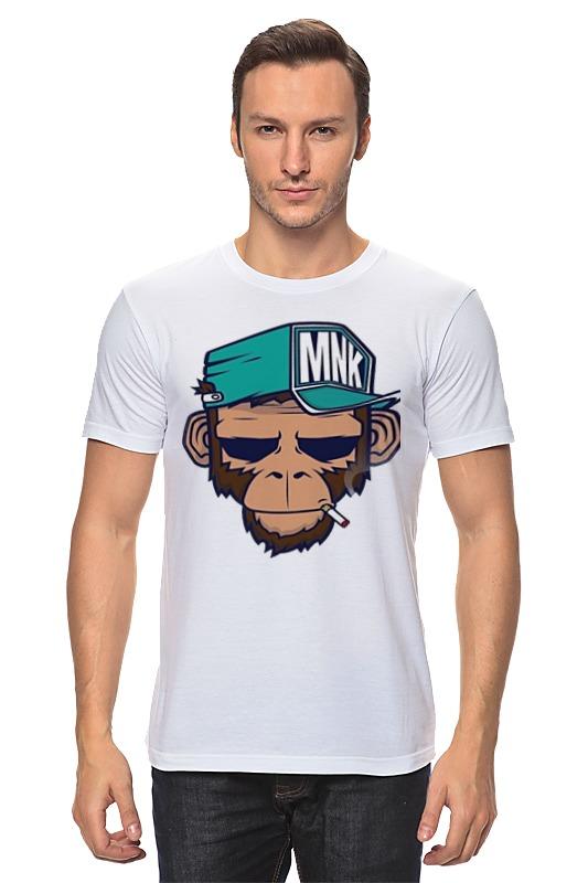 Футболка классическая Printio Mnk design. original design детская футболка классическая унисекс printio mnk design original design