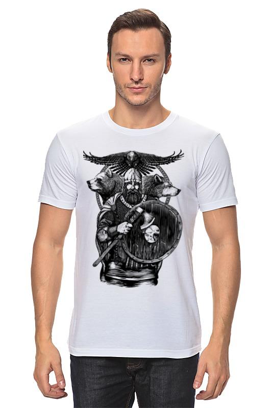 Футболка классическая Printio Славяне футболка wearcraft premium printio славяне