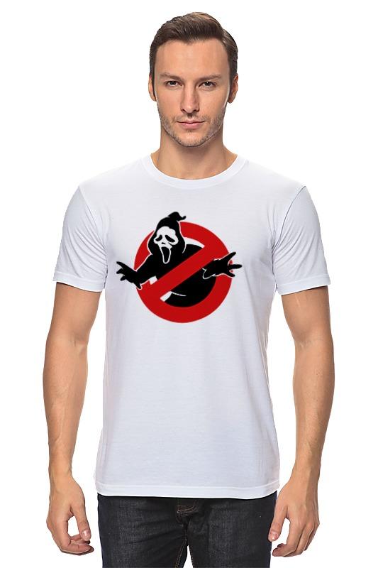 Футболка классическая Printio крик (scream) футболка рингер printio крик scream