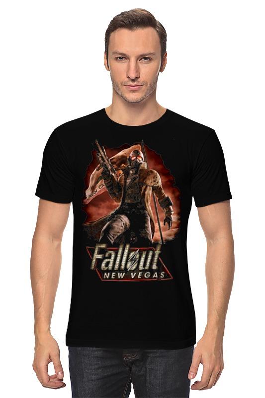 Футболка классическая Printio Fallout: new vegas футболка классическая printio fallout фэллаут
