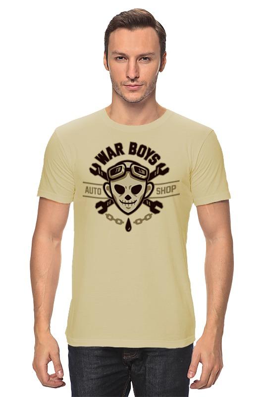 Футболка классическая Printio War boys (mad max) футболка стрэйч printio war boys mad max