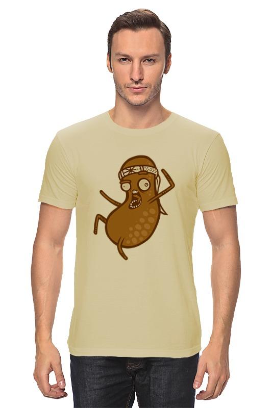 Футболка классическая Printio Каратэ орех футболка для беременных printio мастер каратэ