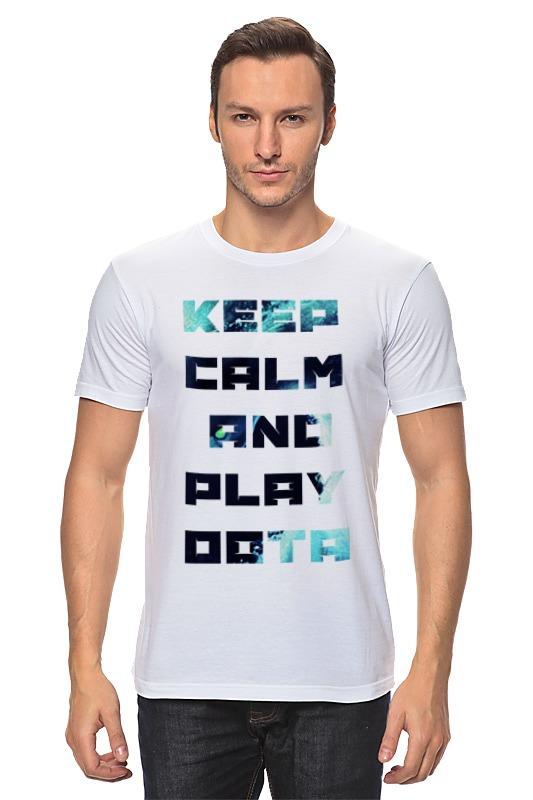 Футболка классическая Printio Dota2 футболка классическая printio 62 2% в саратове