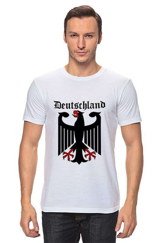 Футболка классическая Printio Германия