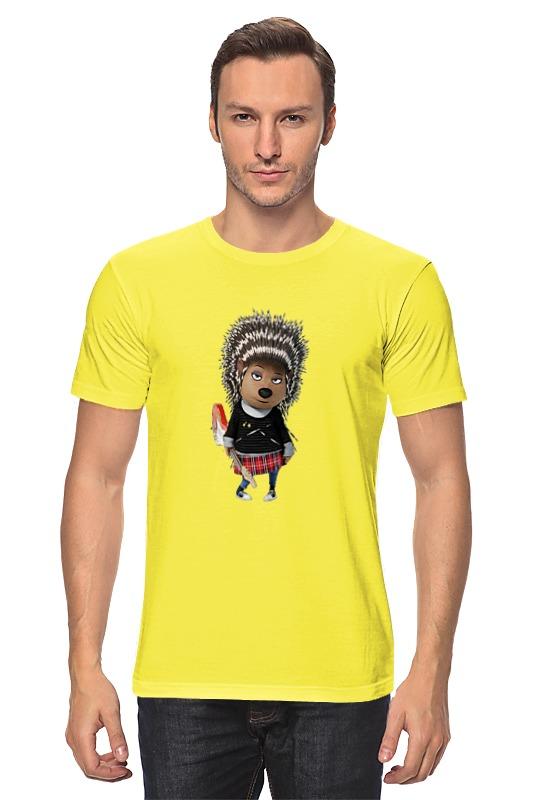 Printio Дикообраз эш футболка с полной запечаткой женская printio дикообраз эш 2