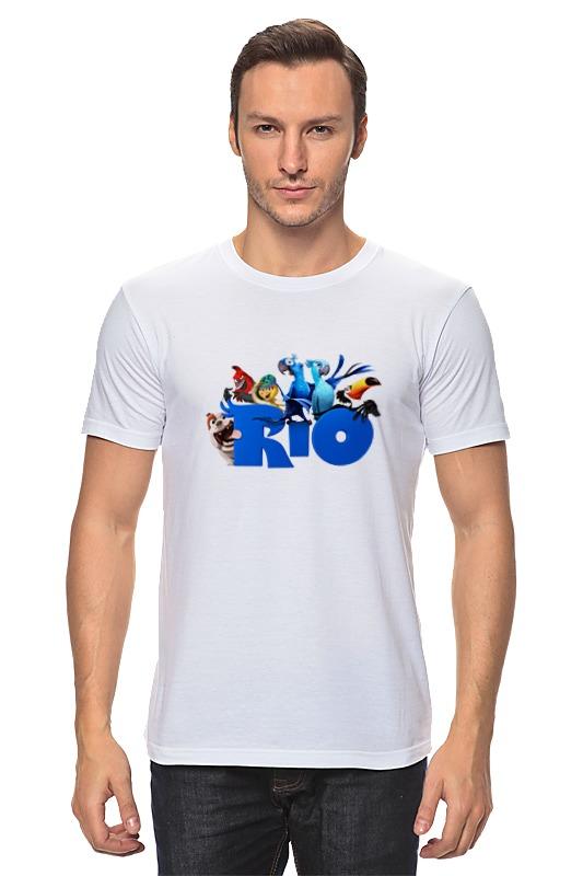 Футболка классическая Printio Rio all stars сумка printio rio all stars