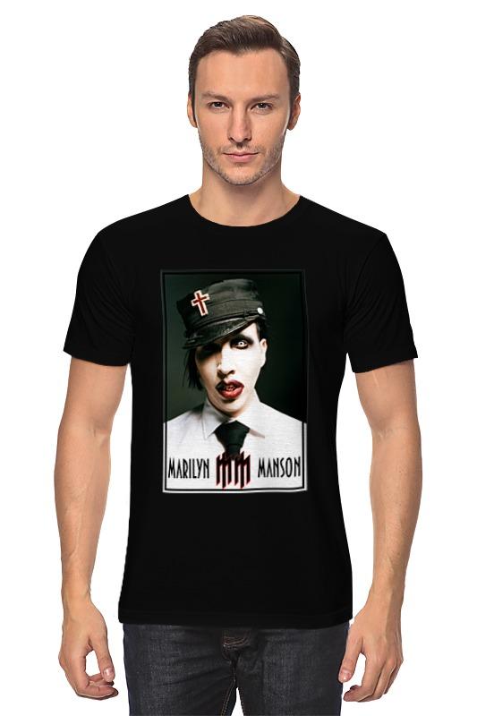 лучшая цена Printio Marilyn manson