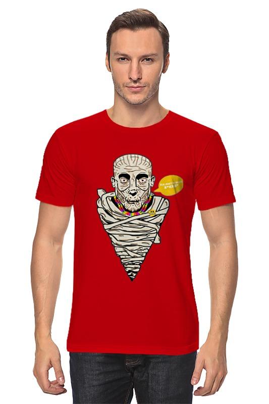 Футболка классическая Printio Mummy mummy