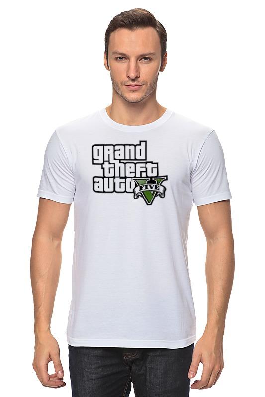 Футболка классическая Printio Grand theft auto 5 футболка классическая printio grand theft auto 5