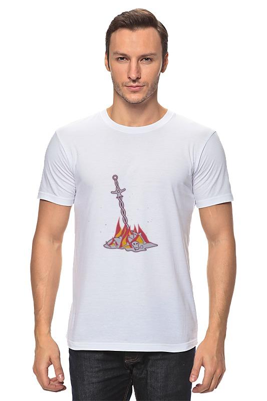 Футболка классическая Printio Bonfire футболка классическая printio bonfire