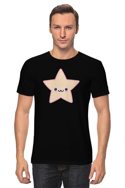 Футболка классическая Printio Няшная звезда детская футболка классическая унисекс printio няшная звезда