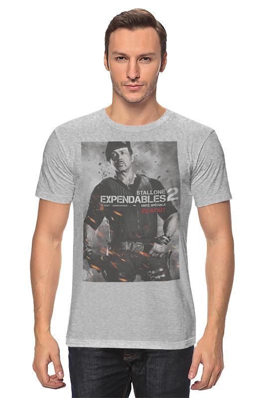 Футболка классическая Printio Expendables ii stallone футболка классическая printio 62 2% в саратове