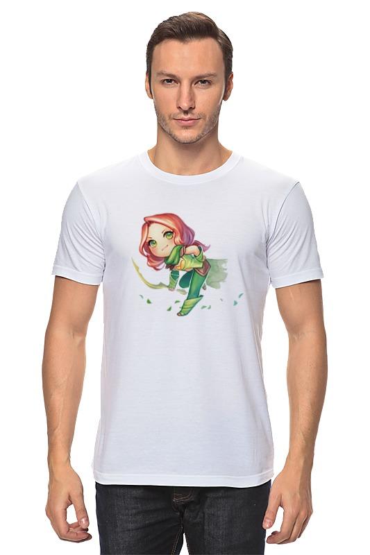 Футболка классическая Printio Dota 2 wind runner miy детская футболка классическая унисекс printio dota 2 wind runner miy