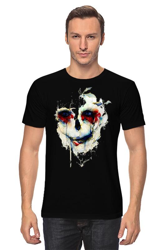 Футболка классическая Printio Череп (skull) футболка классическая printio skull cherry