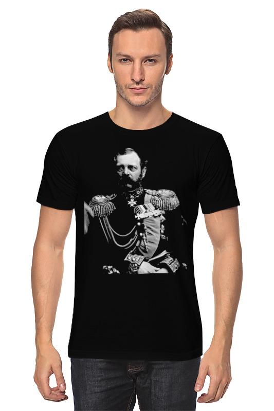 Футболка классическая Printio Александр 2 футболка классическая printio 62 2% в саратове