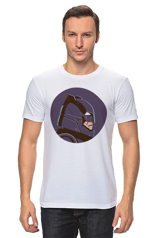 Футболка классическая Printio Бэтмен против супермена футболка классическая printio бэтмен против супермена