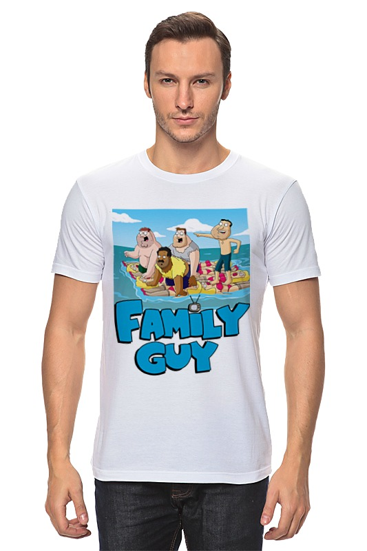 Футболка классическая Printio Family guy