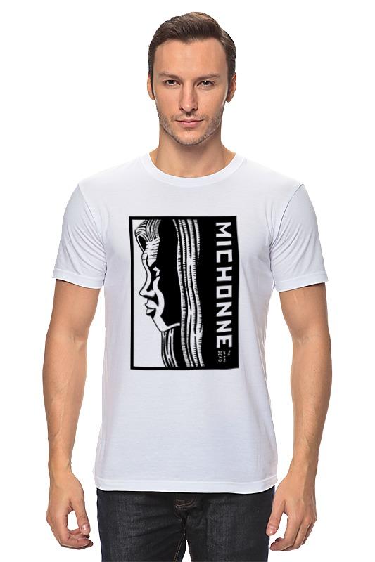 Футболка классическая Printio Michonne (walking dead) футболка классическая printio the walking dead michonne