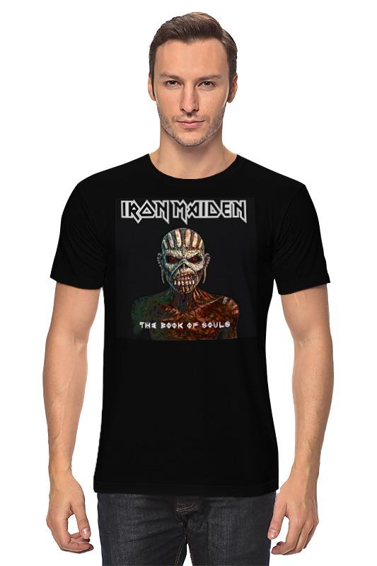 Футболка классическая Printio Iron maiden band футболка классическая printio iron maiden band
