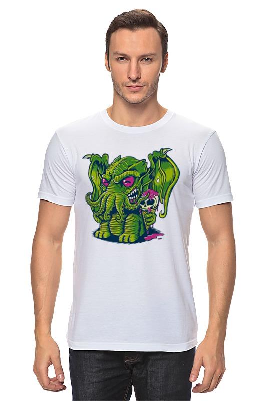 Футболка классическая Printio Ктулху футболка классическая printio cthulhu 2016