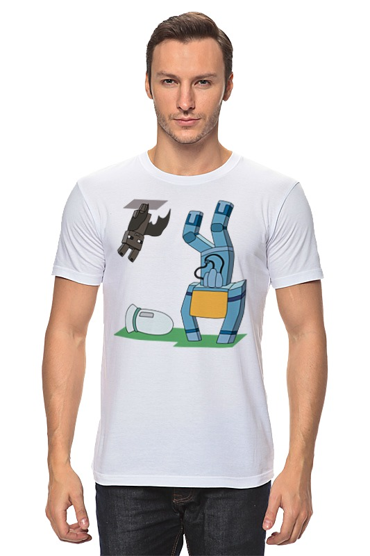 Футболка классическая Printio Майнкрафт футболка майнкрафт