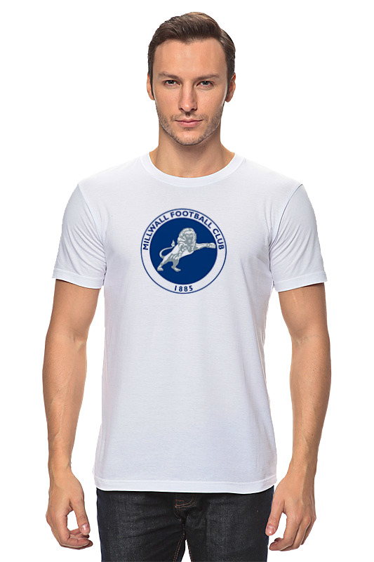 Printio Millwall fc logo tee недорго, оригинальная цена