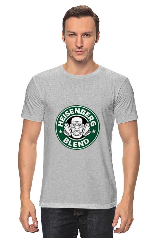 Футболка классическая Printio Heisenberg blend футболка blend blend bl203emowc99 page 1