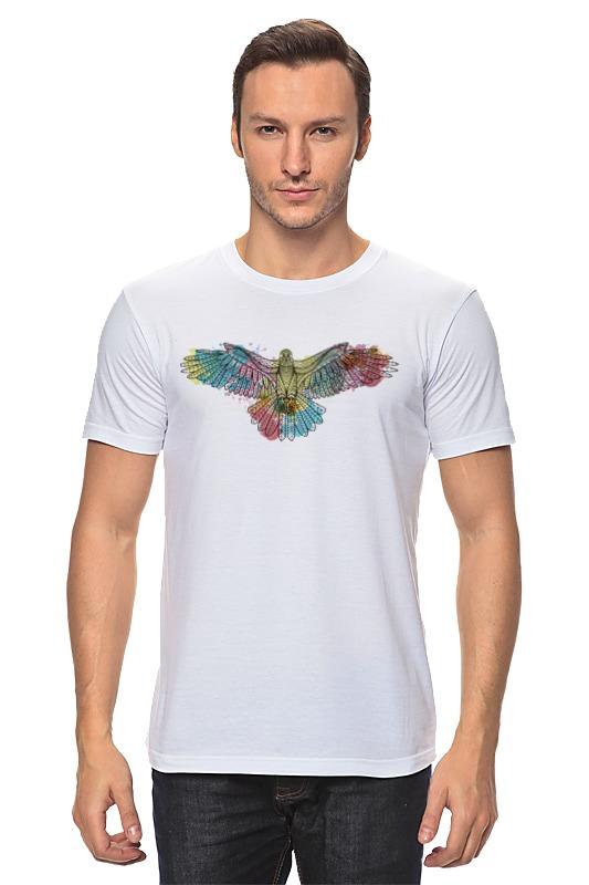 Футболка классическая Printio Летящий орёл летящий лев цены на товар