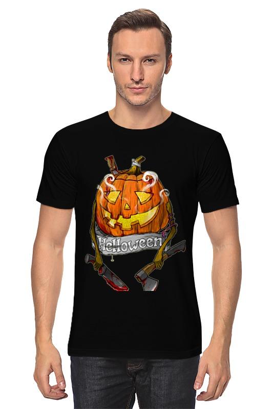 Printio Хэллоуин футболка классическая printio город хэллоуин