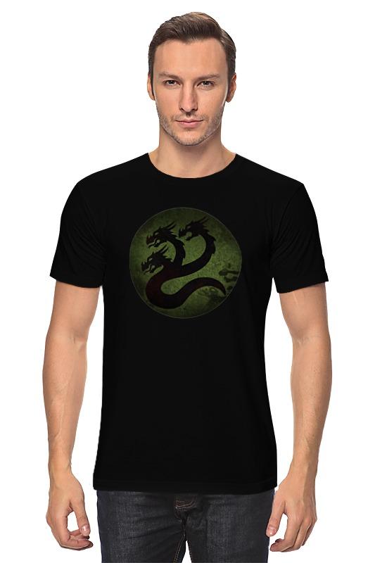 Футболка классическая Printio Alpha legion t-shirt футболка классическая printio dota2 t shirt