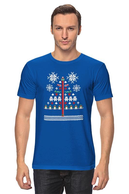 Футболка классическая Printio Новый год футболка классическая printio новый год 2018