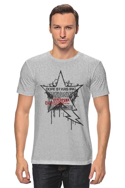 Футболка классическая Printio Dope stars inc. \ vyperpunk футболка для беременных printio dope stars inc vyperpunk
