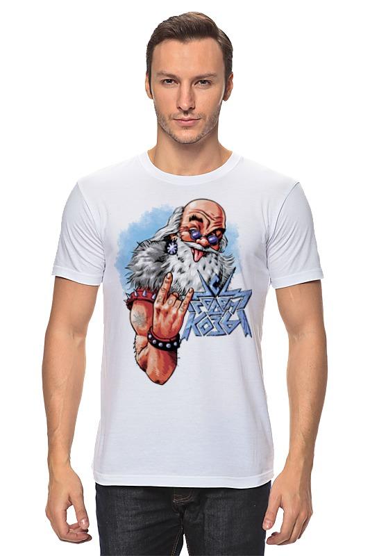 Футболка классическая Printio Новогодний принт 2015 – с годом козы! ostin футболка с новогодним принтом