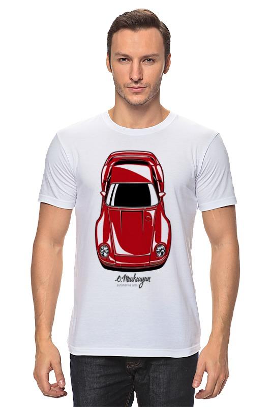 Printio Porsche 959 футболка print bar porsche