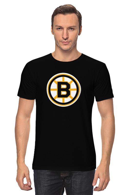 Футболка классическая Printio Boston bruins / nhl usa футболка wearcraft premium printio los angeles kings nhl usa