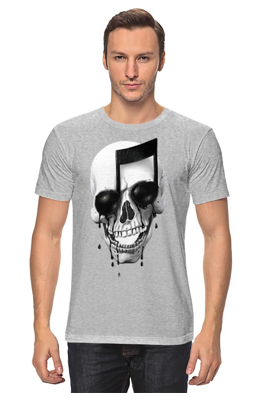 Футболка классическая Printio Skull art футболка рингер printio skull art
