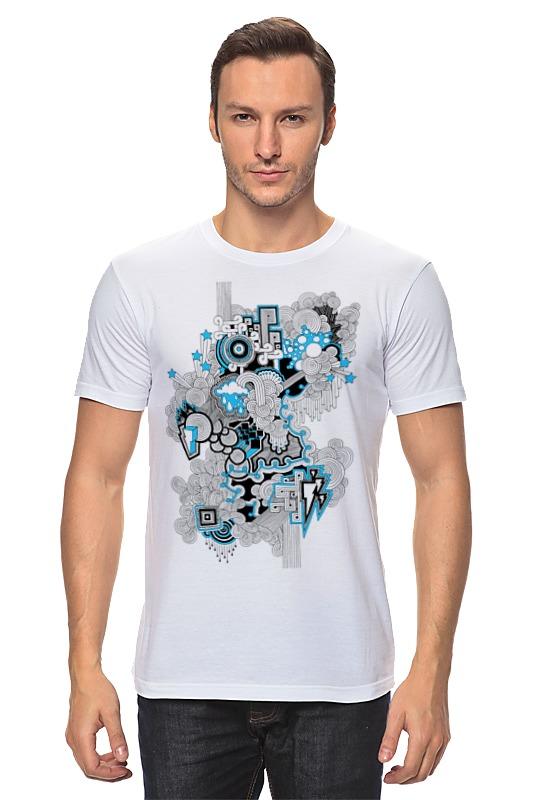 Футболка классическая Printio Радуга футболка классическая printio облако и радуга