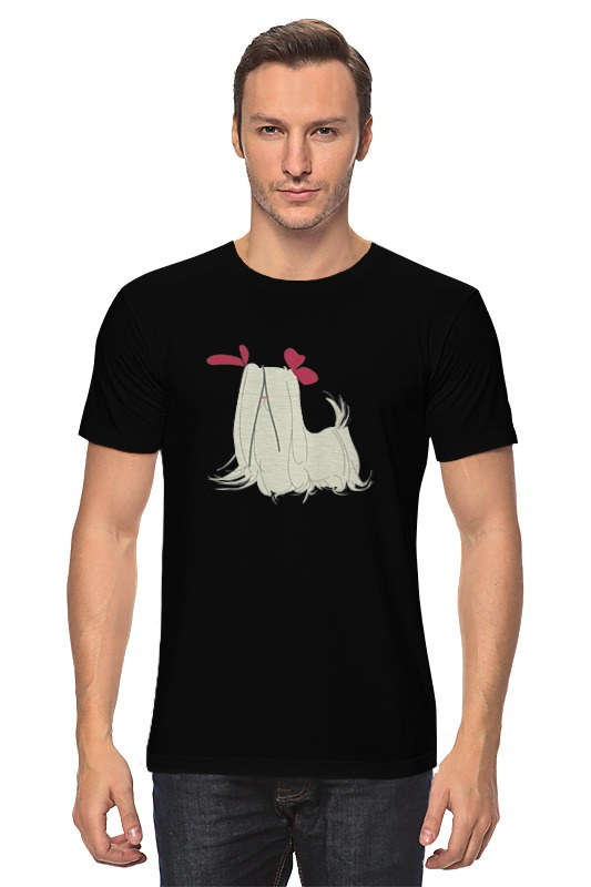 Printio Забавная болонка футболка с полной запечаткой женская printio забавная болонка