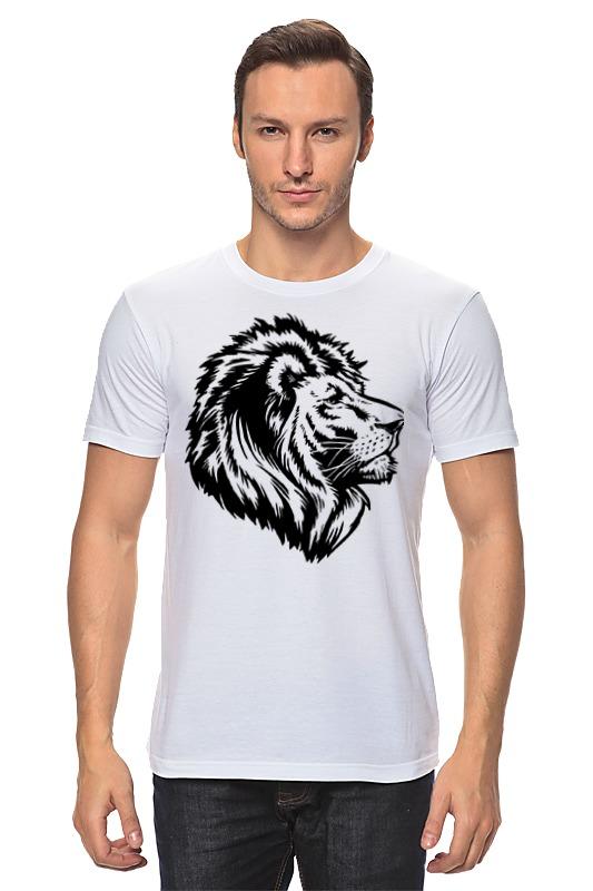 Футболка классическая Printio Proud lion