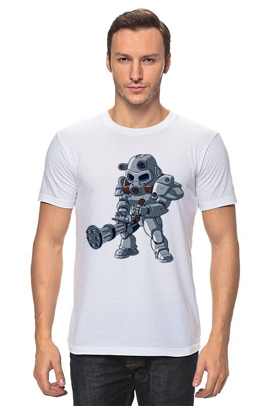 Футболка классическая Printio Фоллаут ( fallout ) футболка классическая printio fallout