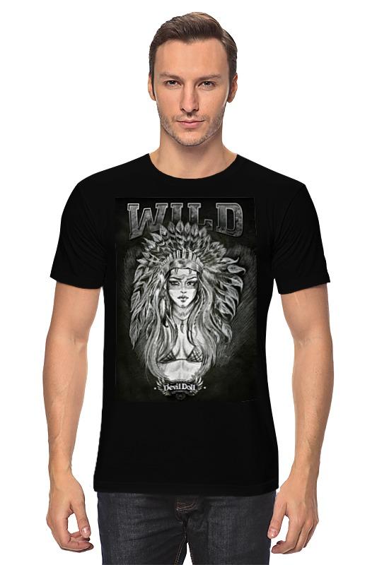 Футболка классическая Printio wild by devildoll детская футболка классическая унисекс printio wild by devildoll