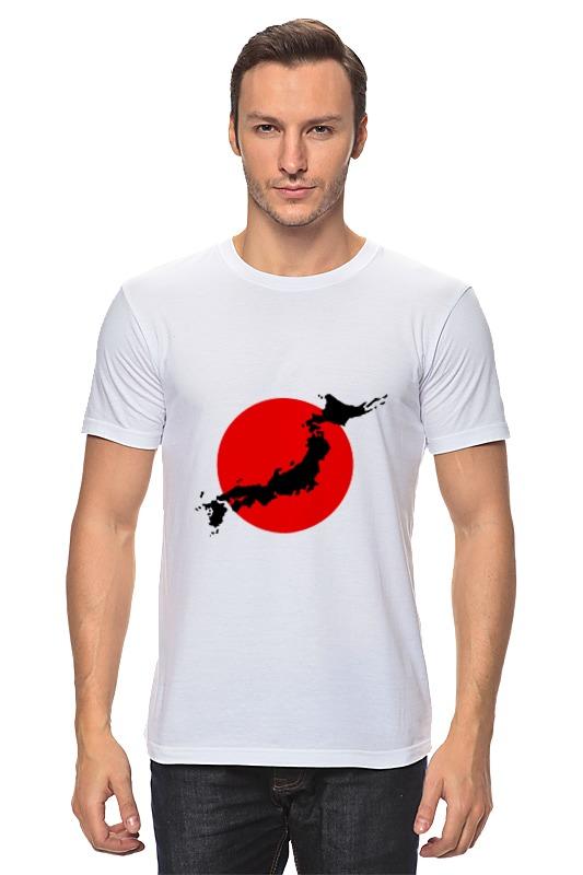 Футболка классическая Printio Остров япония уют 100х175 япония белый