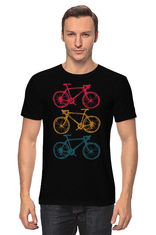 Футболка классическая Printio Велосипеды