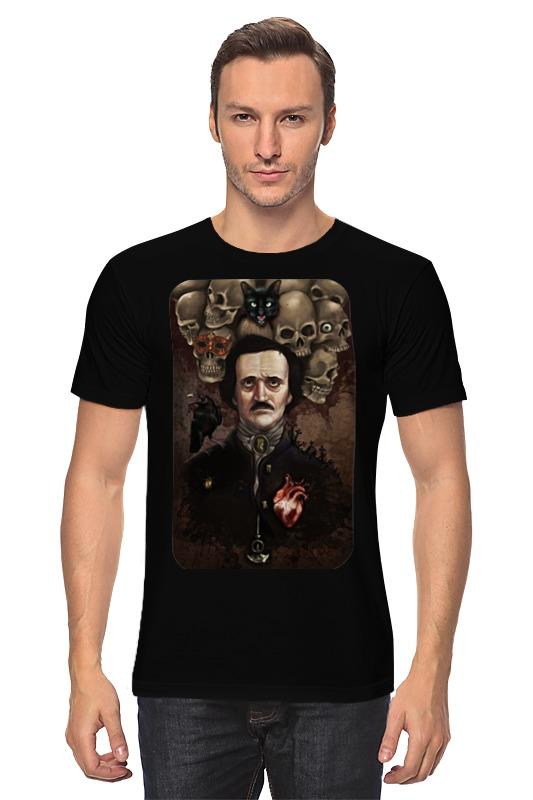 Фото - Printio Эдгар по футболка классическая printio эдгар по