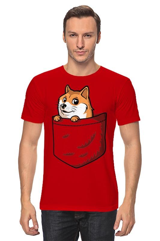 Футболка классическая Printio Wow doge (собакен) футболка print bar wow