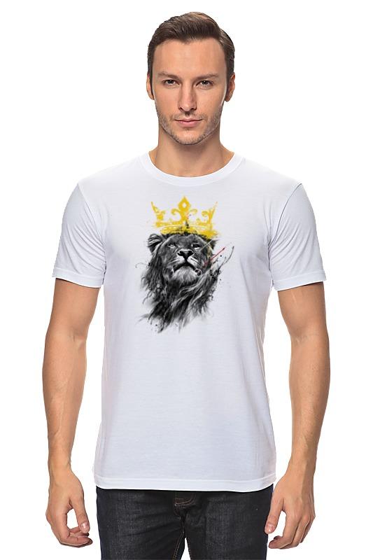 Футболка классическая Printio Король лев футболка классическая printio король лев