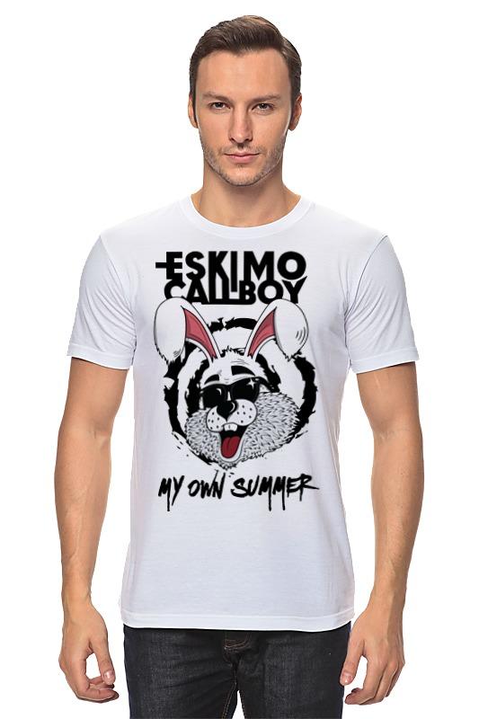 Футболка классическая Printio Eskimo callboy - my own summer my own suit пиджак