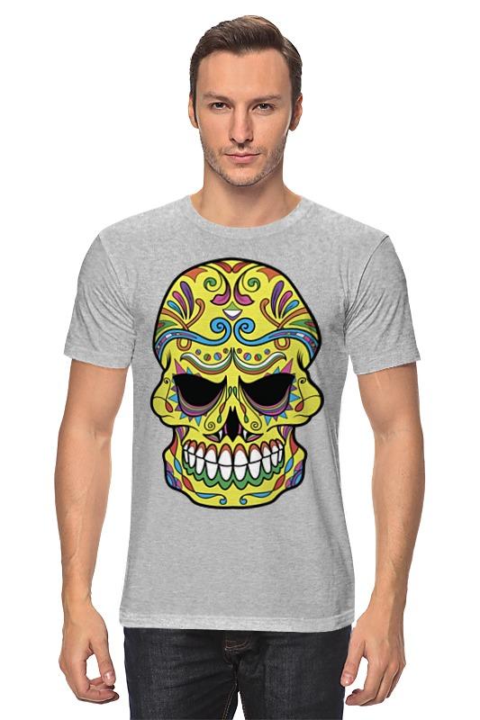 Футболка классическая Printio Skull футболка классическая printio skull 3
